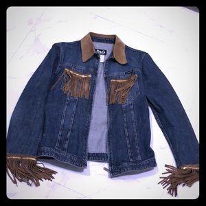 Dolce and Gabana Denim Jacket